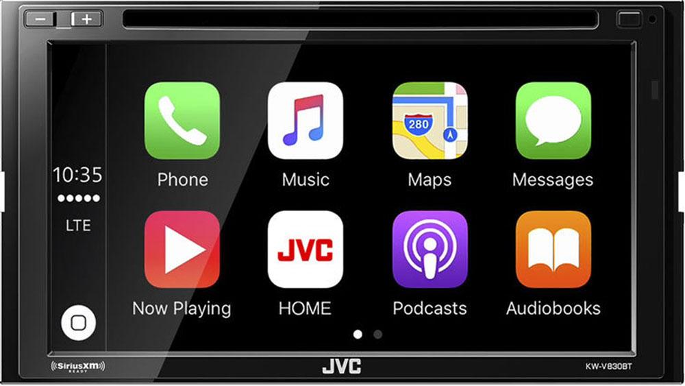JVC KW V830BT 1