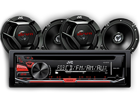 JVC Stereo Sound Package