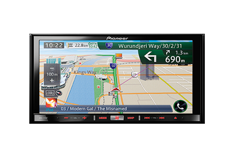 navigation m
