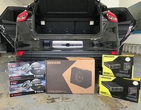 installation work precision car stereo 02