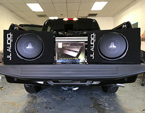 installation work precision car stereo 03