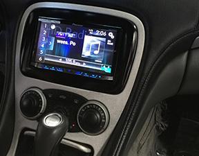 installation work precision car stereo 09