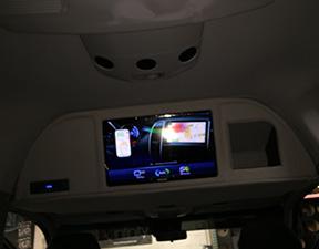 installation work precision car stereo 11
